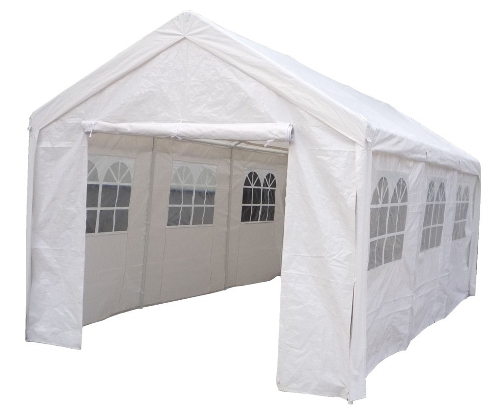 Goedkope of grote partytent kopen  3x3m, 6x3m of 4x8m